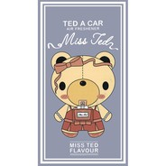 Ted A Car MISS TED