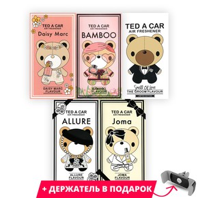 "Набор ""TED GIRLS"""