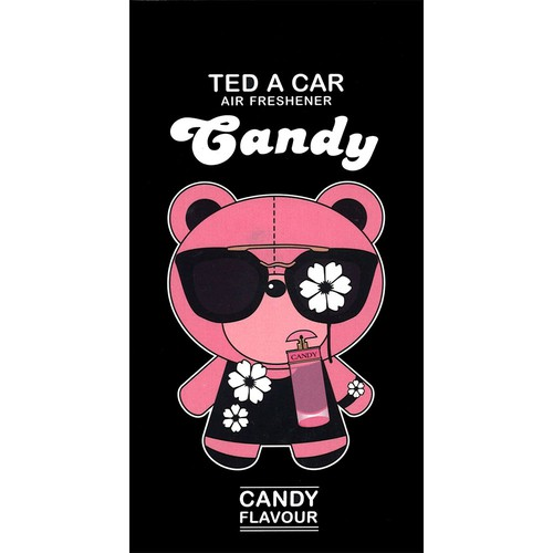 Ted A Car CANDY